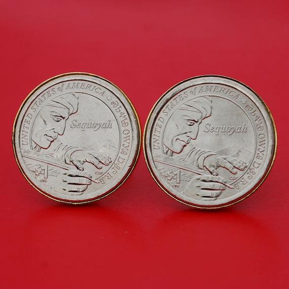 2013 P and D BU Uncirculated Sacagawea Native American Dollars Update Set