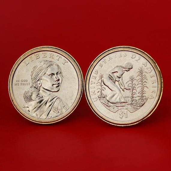 BU Uncirculated 2009 Native American Sacagawea P/&D Dollars