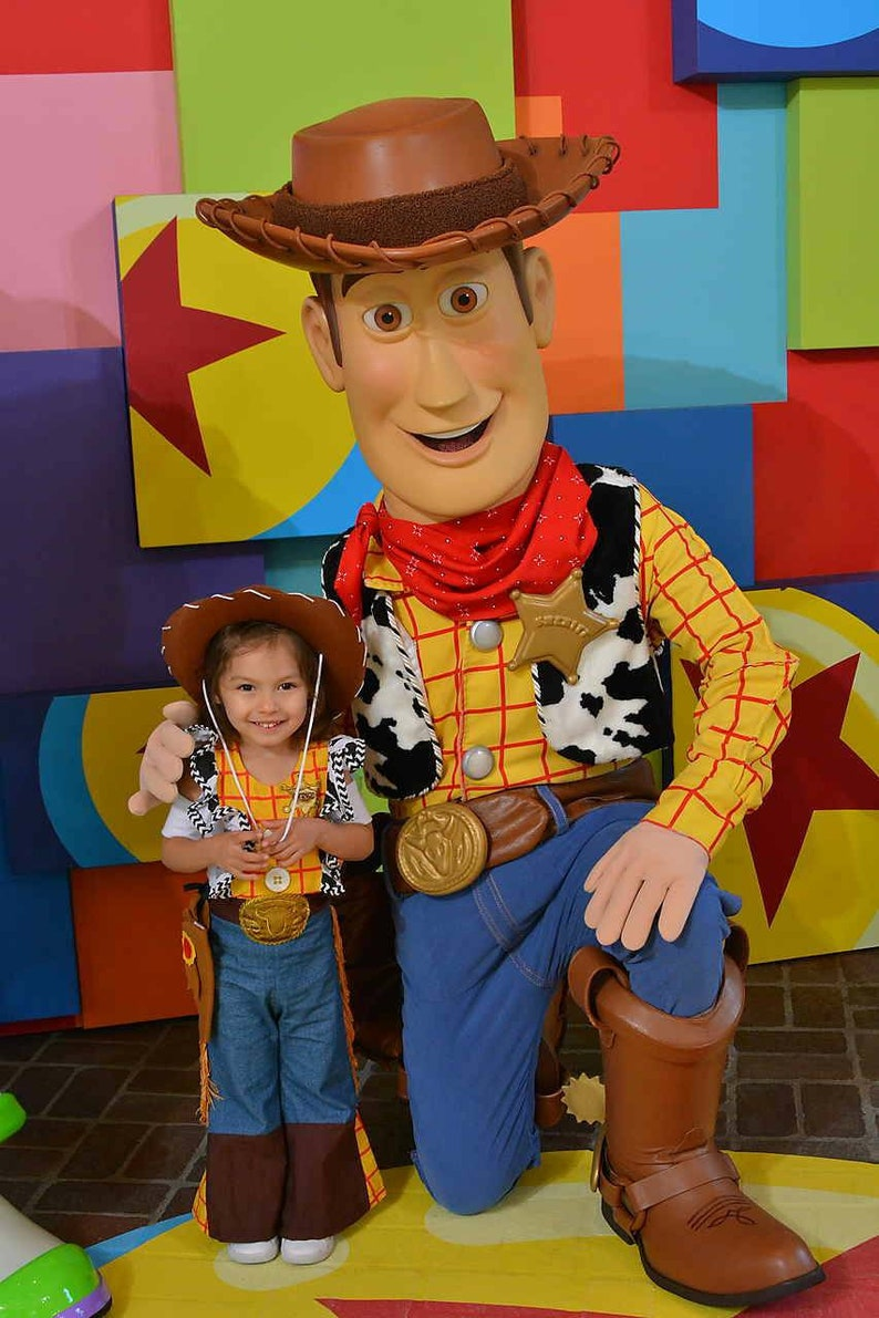 8cd3134d5 Woody Costume, Woody Outfit, Woody Toy Story Inspired Jumpsuit, Woody  Birthday Outfit, Woody inspired costume, Woody Toy Story