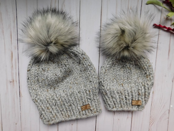 Mommy and Me matching hats. Mom and son hats. Mom and daughter  f7f387e0aca