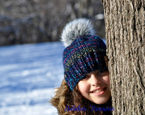 Design your own knitted hat for infants Children Adults. Hat  11531561f9ee