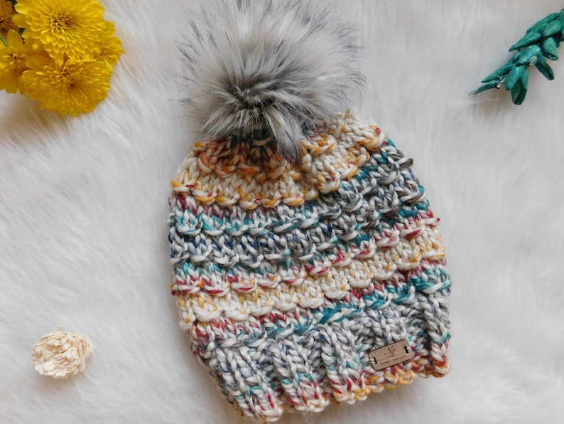5ed4ee37d Design your own Semi slouchy women hat.