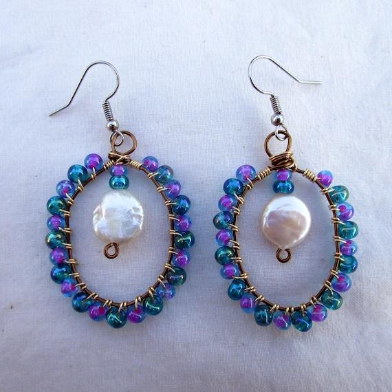 Bacchus Ornata Earrings