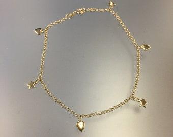 Bijoux, Montres Bracelets De Cheville Bracelets De Cheville En Argent Avec Spirales Et 1 Sonnette