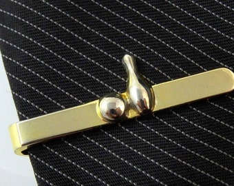 Vintage Bowling Tie Clip Bar