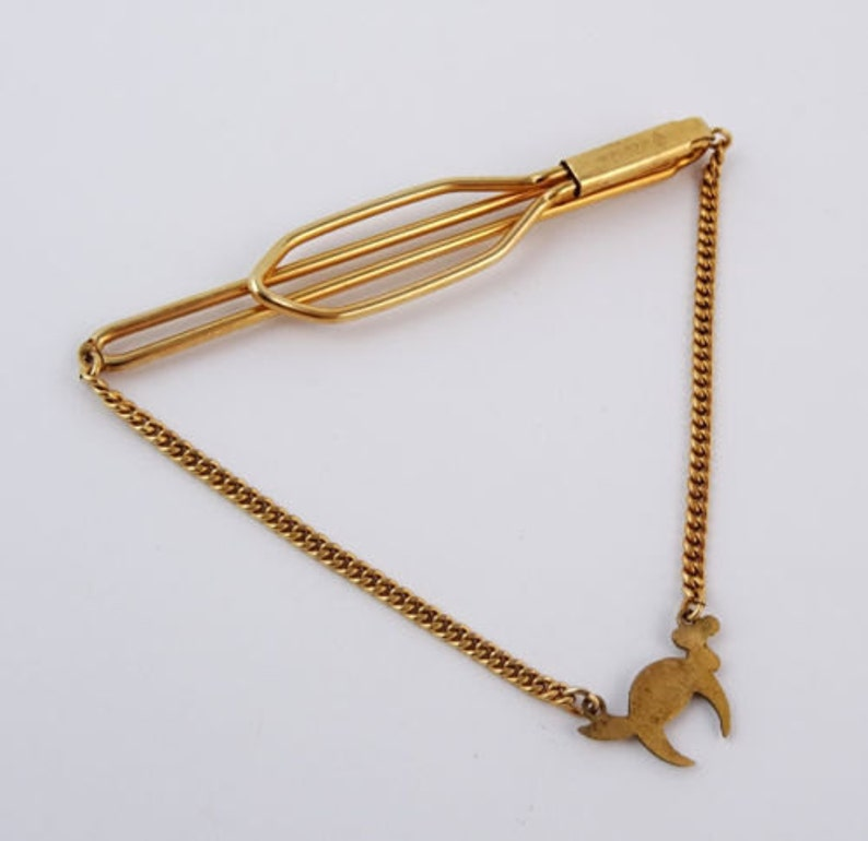 Shriners Jewelry Vintage Tie Chain