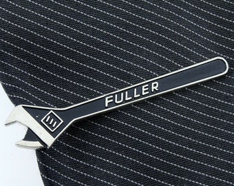 Fuller Tools Wrench Vintage Tie Clip Bar Promotional Advertising Handyman