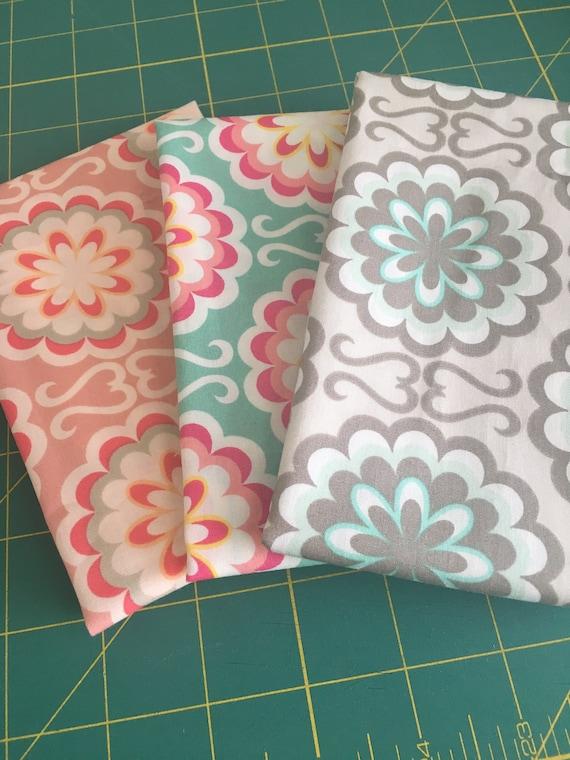 Art Gallery  Remnant Bundle-3 fabrics