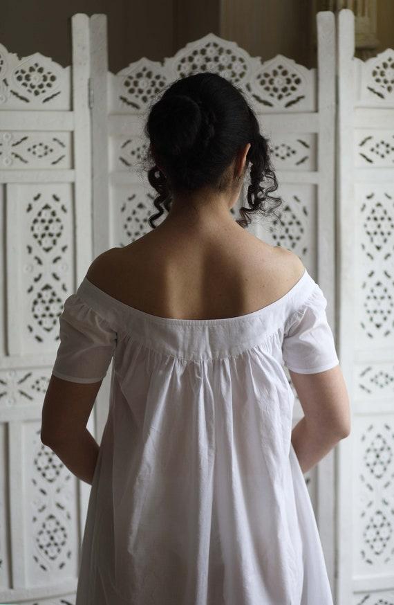 De Femme Camisole Siècle Batiste BlancheXix Chemise 1lJTKFc