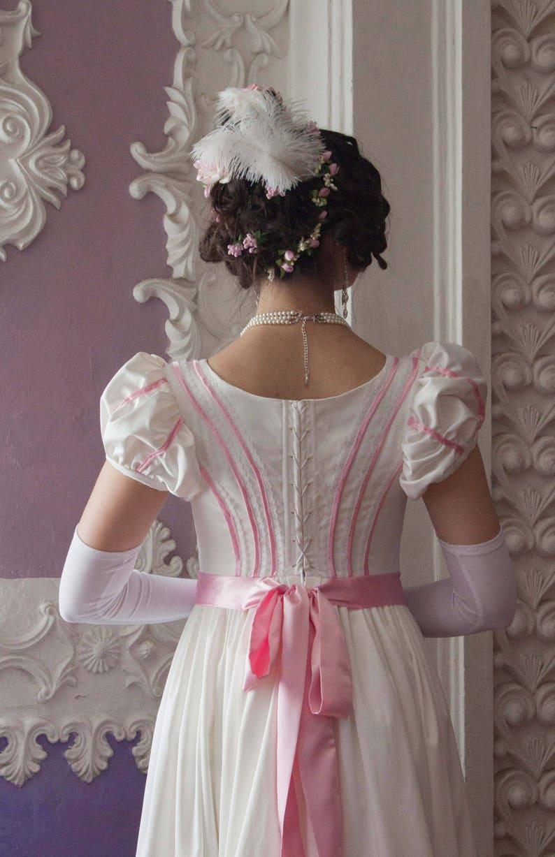 Image 0: 1820s Wedding Dress Box At Websimilar.org