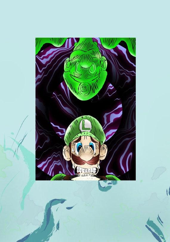 Luigi S Mansion 3 Poster