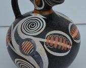 Minoan Kamares Small Oinochoe Replica 2700 B.C.-1500 B.C Greek Pottery