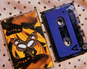 Personalized Cassette Mixtape - For Your Crush, Anniversary, Mothers day, Fathers day, Jammin in the car, etc.