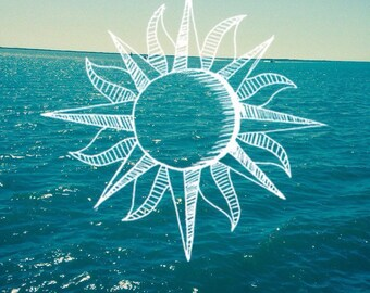 CUSTOM for K   Aquamarine + Thai Silver Fish Bracelet   Spiritual Junkies   Stackable Mala Bracelet   Yoga + Meditation