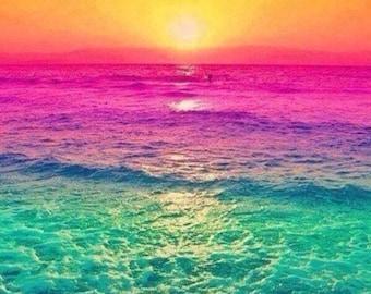 CUSTOM Chrysalis Bracelet   Aura Rose Quartz or Pink Aura Quartz + Butterfly   8 mm   Spiritual Junkies   Yoga + Meditation