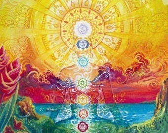 CUSTOM 108 Bead Handknotted Mala | Natural Wood, Jasper, Agate, Dumortierite, Amethyst + Tibetan Mirror | Spiritual Junkies | Meditation