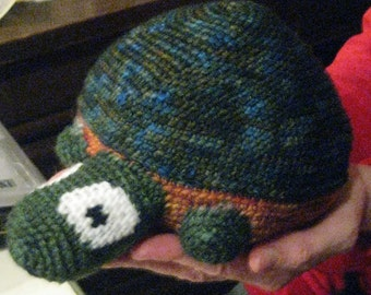 Bitty the Bashful Baby Turtle pattern