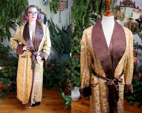 Harvey Robe // Vintage 1940's Incredibly Rare and