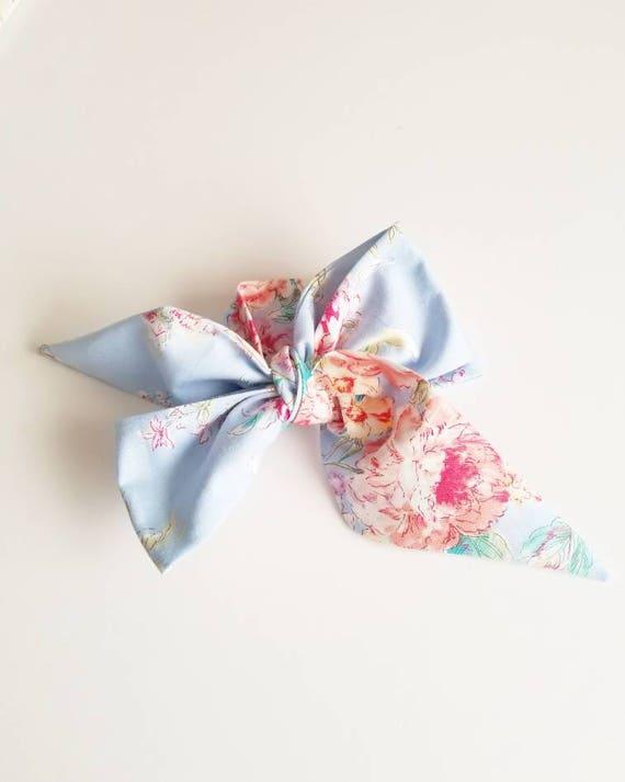Head wrap bow {Jane}