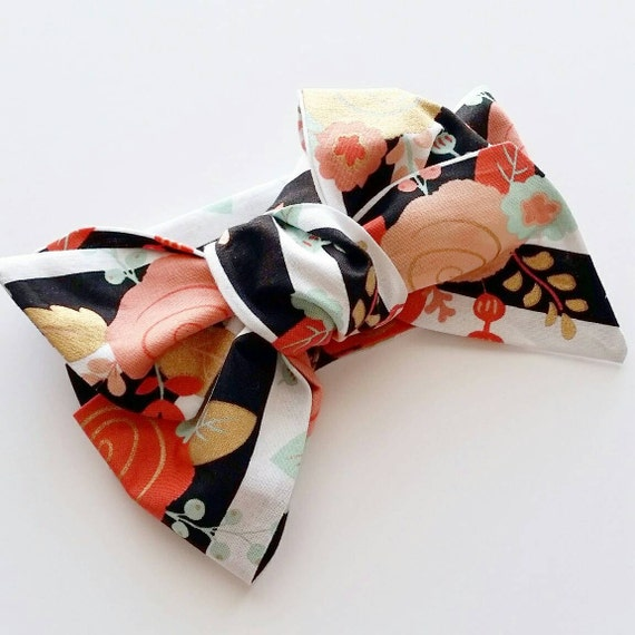 Head wrap {Madeline} baby bows, women's headbands, headbands