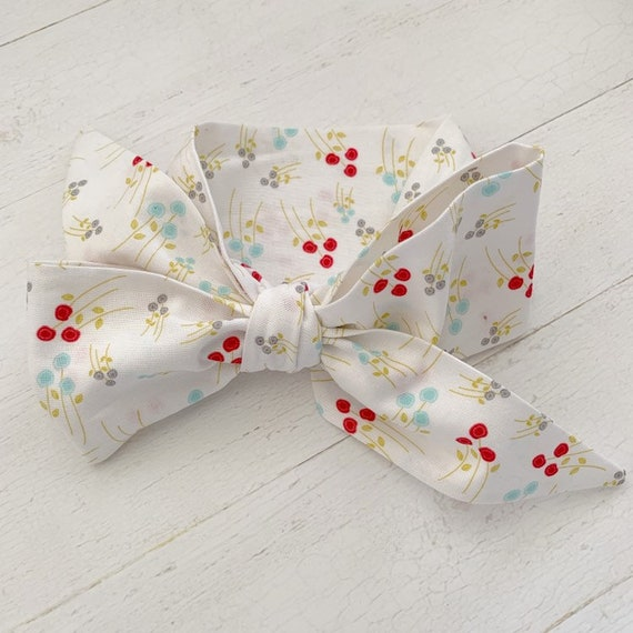Headwrap bow- big bows- baby headbands- mommy and me bows {Rose}