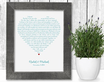 20th Anniversary Gifts for Men 20th Wedding Anniversary Gift 20 Year Anniversary Gift for Her Personalized Wedding Anniversary Gift for Wife