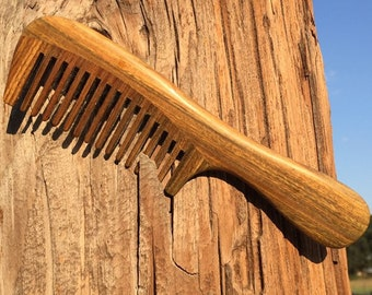Handmade WOOD Combs