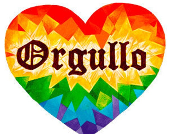 Orgullo Phone Grip
