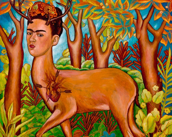 La Dolorosa- Framed Giclee on Canvas