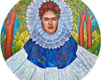 Frida y su Resplandor Phone Grip