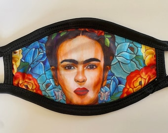 Frida # 3 Face Mask  (Medium Size)