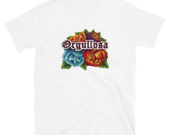 Orgullosa Short-Sleeve  T-Shirt