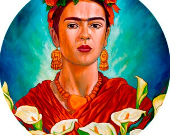 Frida entre Alcatraces Phone Grip