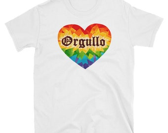 Orgullo Short-Sleeve Unisex T-Shirt