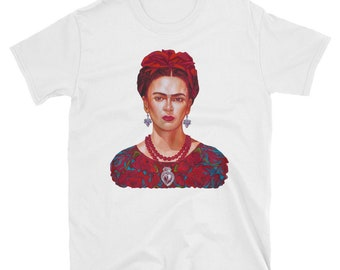 Frida Hermosa Short-Sleeve Unisex T-Shirt