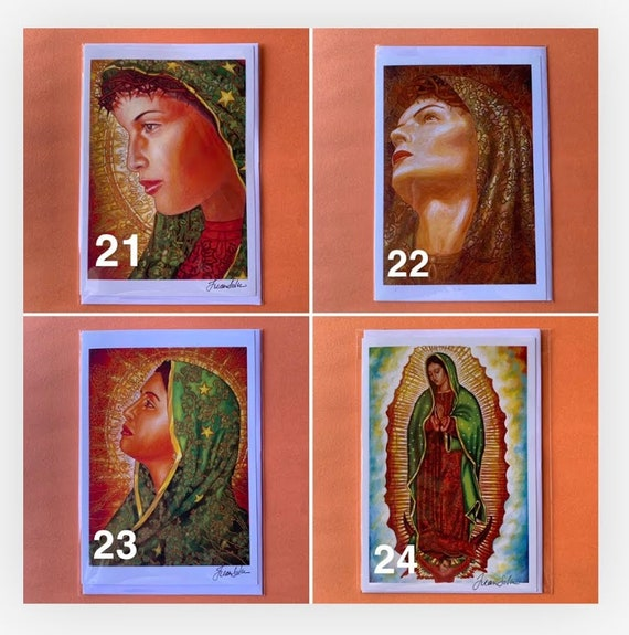 Set of 10 Religious / Inspirational  Greeting Cards