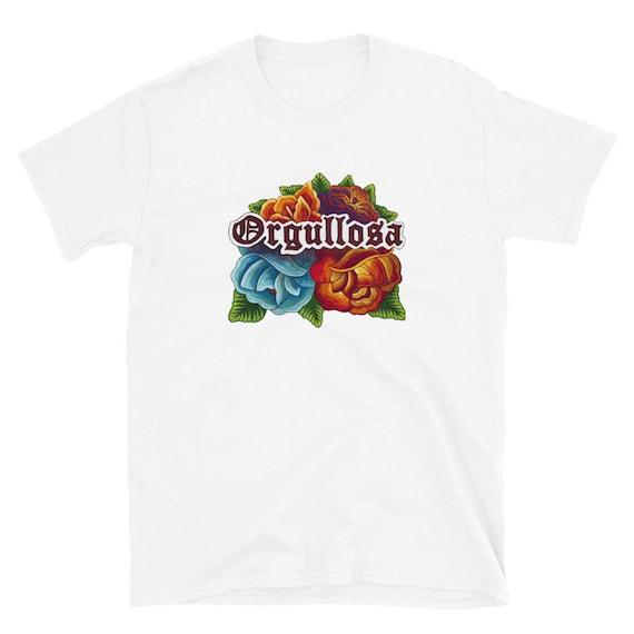 Orgullosa Short-Sleeve  T-Shirt