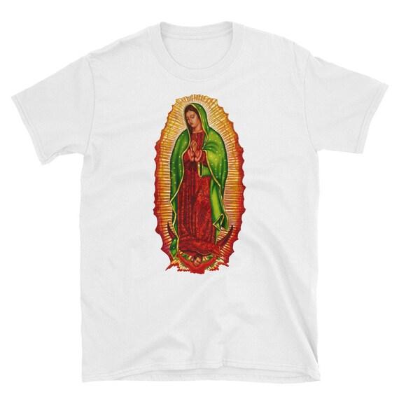 Virgen de Guadalupe Short-Sleeve Unisex T-Shirt
