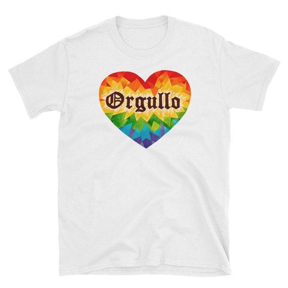 Orgullo Short-Sleeve Unisex T-Shirt