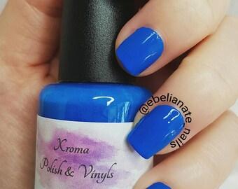 Berry Neon Nail Polish 15ml