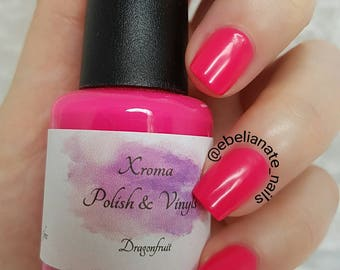 Dragonfruit Neon Nail Polish 15ml