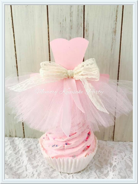 Tutu Cupcake Toppers Ballerina Cupcake Toppers Tutu Party Decorations Tutu Party Decor Tutu Baby Shower Cupcake Toppers Girl Party