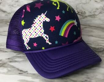 e6a535c605c Toddler unicorn hat