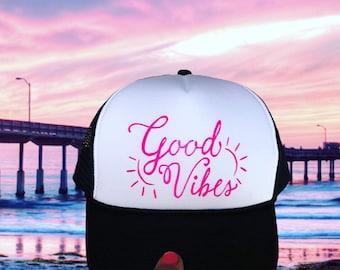 f5e423b5de4 Good vibes hat