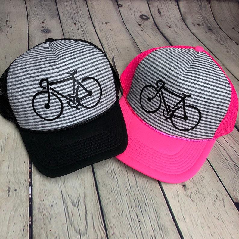 2a6cc032b21aa Best selling simple stripes design women s trucker hat.