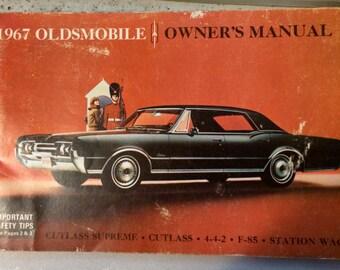 oldsmobile ephemera etsy rh etsy com Oldsmobile Cutlass Supreme Oldsmobile Cutlass Supreme