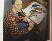 Norman Rockwell, Oversize Art Book, America Art Book, Coffee Table Book, America Illustrator, Americana, America Illustration, Saturday Post