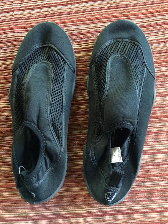 Maui Shoe,Beach Shoe,Waterproof Shoe,Black Maui Sh