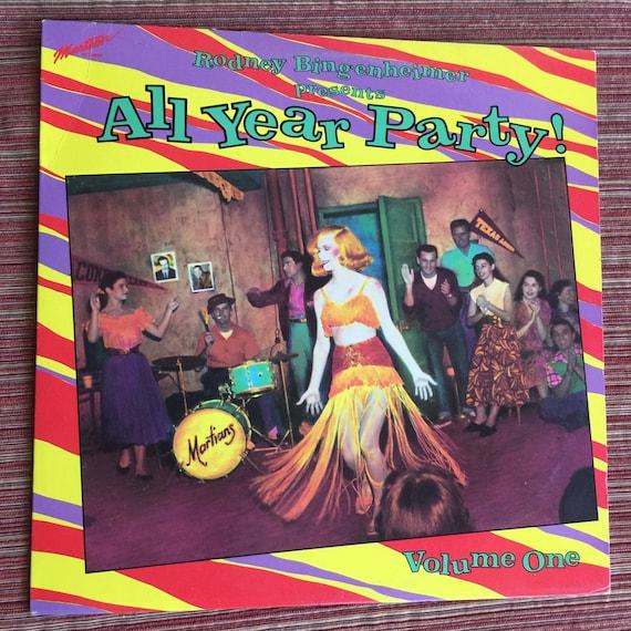 Party Music80s Dance MusicNew Wave Vinyl80s Album80s