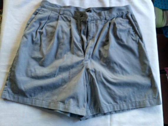 Gray Cotton Short, Grey Cotton Short,Khaki Short,D